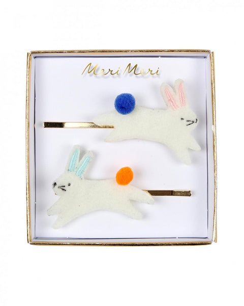 Easter Bunny Hair Pins