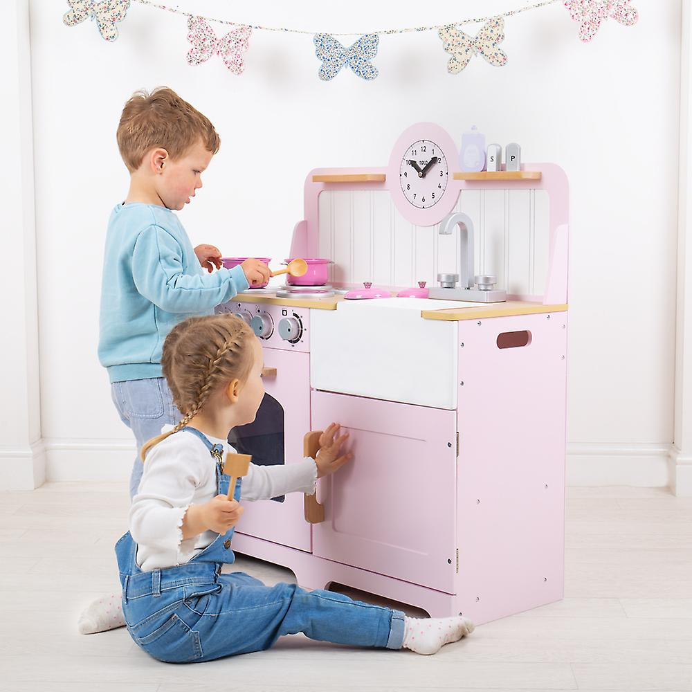 Tidlo Country Kitchen Pink