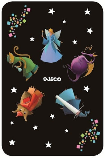 Djeco Playing Cards - Mini Magic