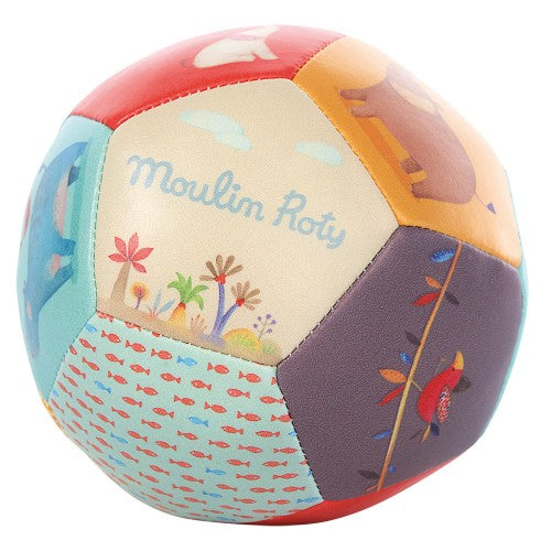 Les Papoum Soft Ball : Moulin Roty