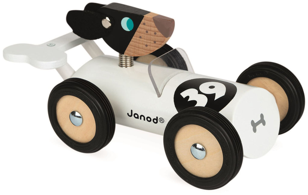 Janod Spirit Car Bernard