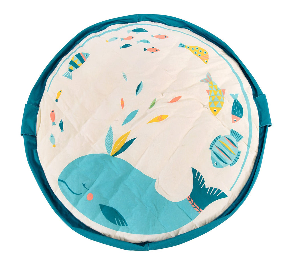 Play and Go Quilted Playmat Voyage d'Olga
