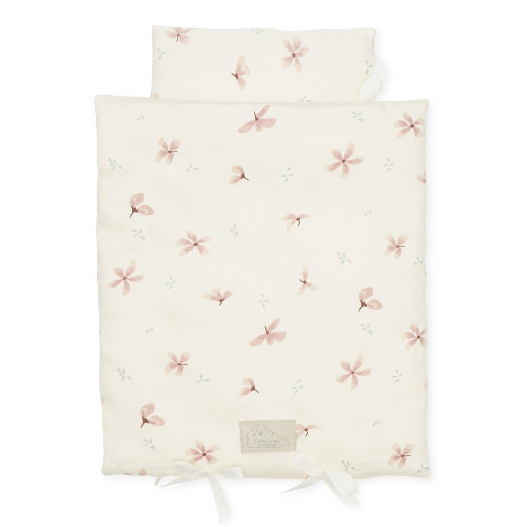 Dolls Bedding - Wildflower Creme