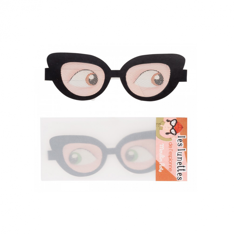 Moulin Roty Spy Glasses - Girl Set of Two
