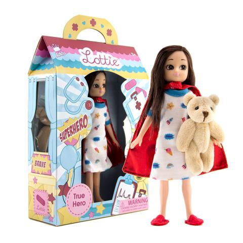 Hospital Doll | True Hero | Kids Toys and Gifts by Lottie