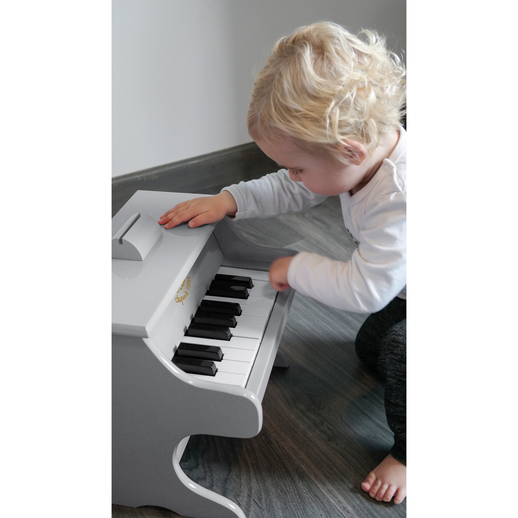 Vilac Limited Edition Grey Piano with Scores