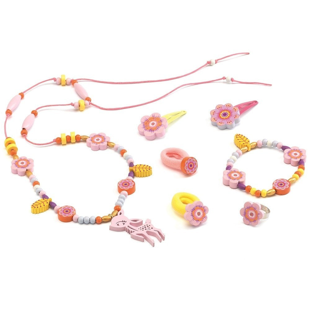 Djeco Fawns Ball jewellery set