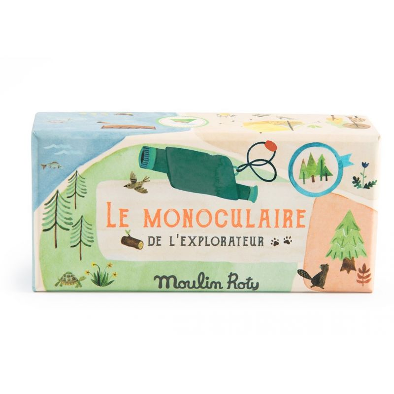 Monocular from Moulin Roty