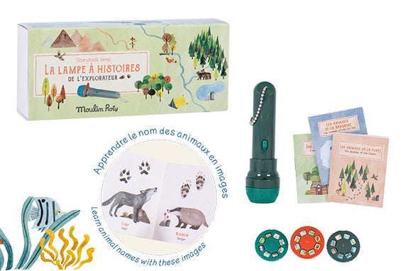 Explorer Story Book Torch