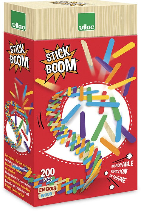 Vilac Wooden Sticks Boom