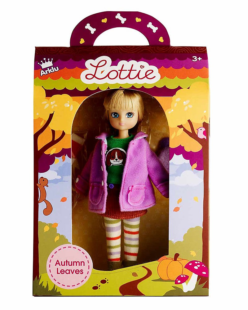Lottie Autumn Leaves