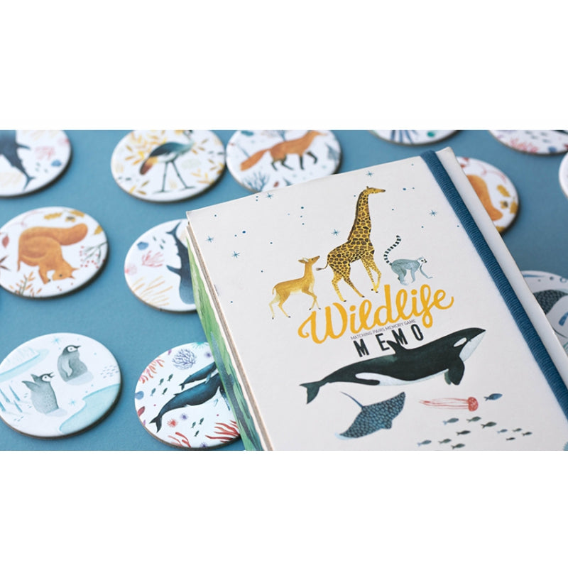 LONDJI WILDLIFE MEMORY GAME