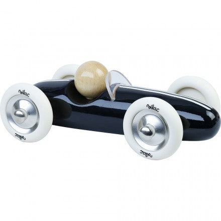 Vilac Large Grand Prix Vintage Car - Black