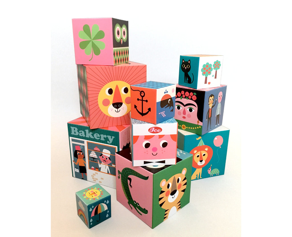 OMM DESIGN STACKING BOXES