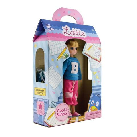 Lottie Dolls: Cool 4 School