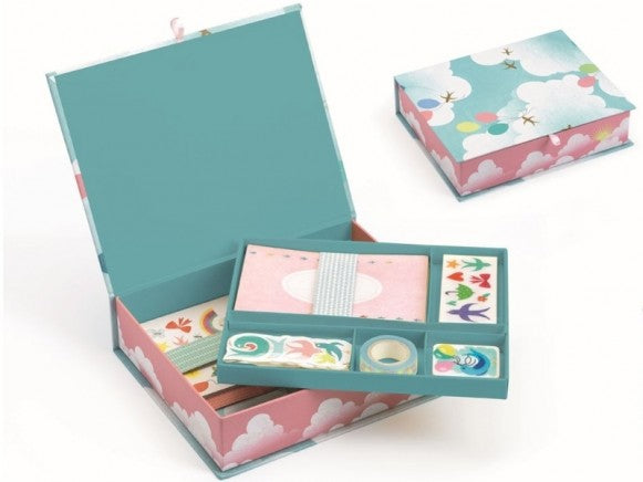Charlotte Stationery Box Set by Djeco