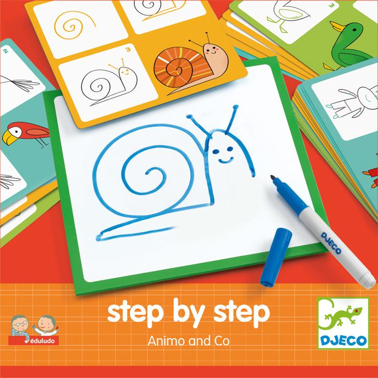 Learn to Draw -  Animals and Co