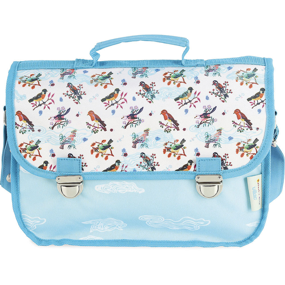Vilac bag Nursery Blue Birds Nathalie Lètè