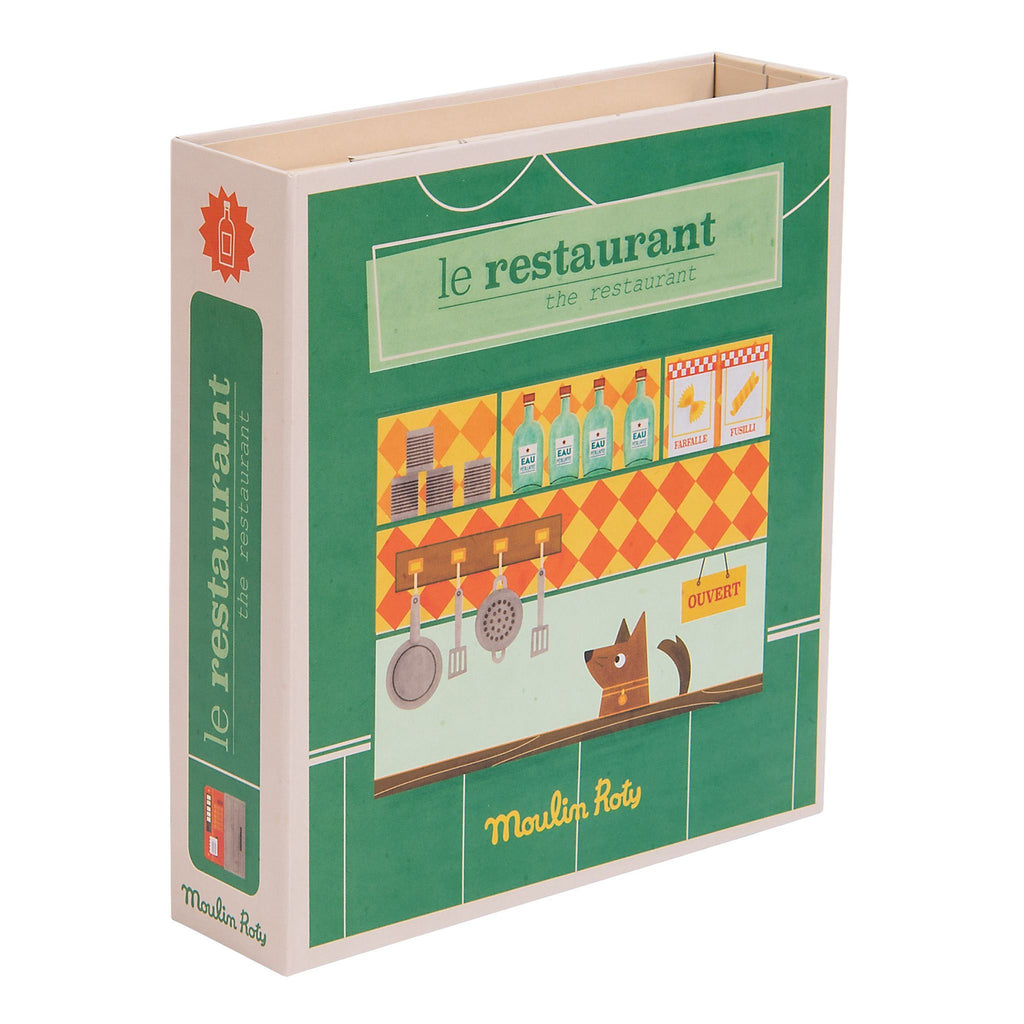 Moulin Roty Restaurant Set