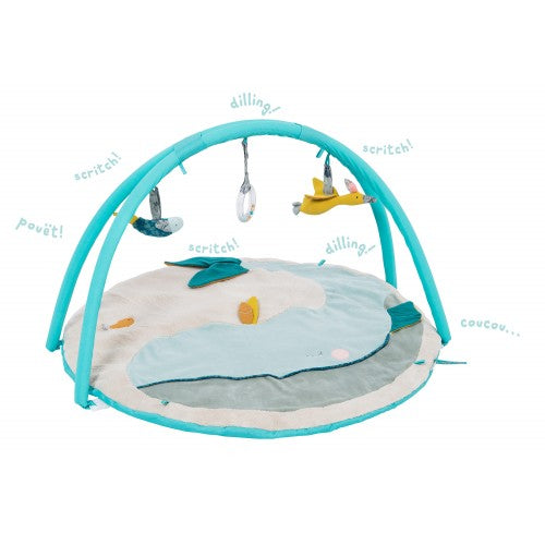 3D playmat Le voyage d'Olga Moulin Roty