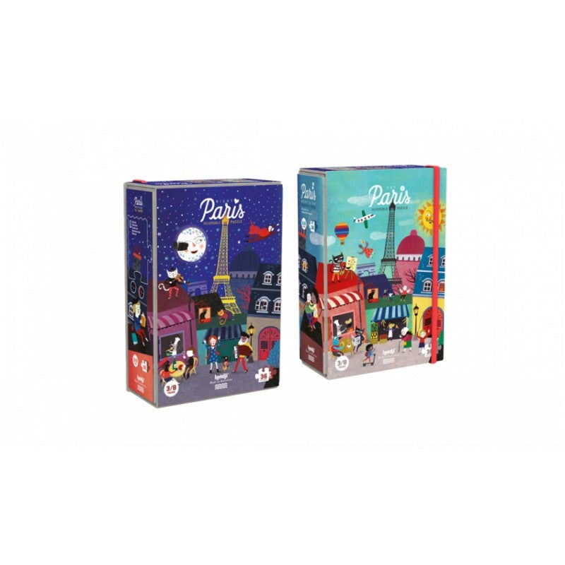 LONDJI NIGHT & DAY IN PARIS PUZZLE
