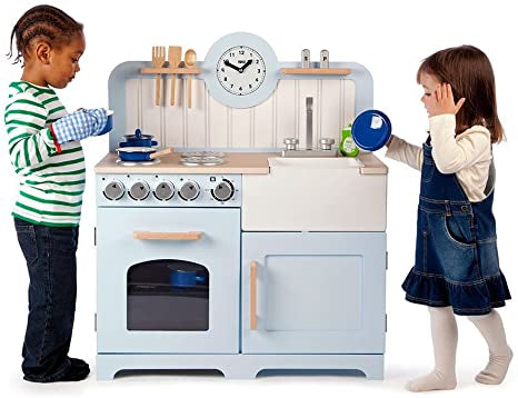 Tidlo Country Kitchen Blue