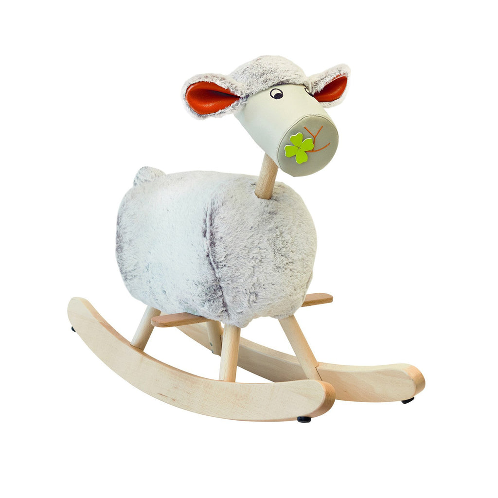 Moulin Roty Plush Rocking Sheep