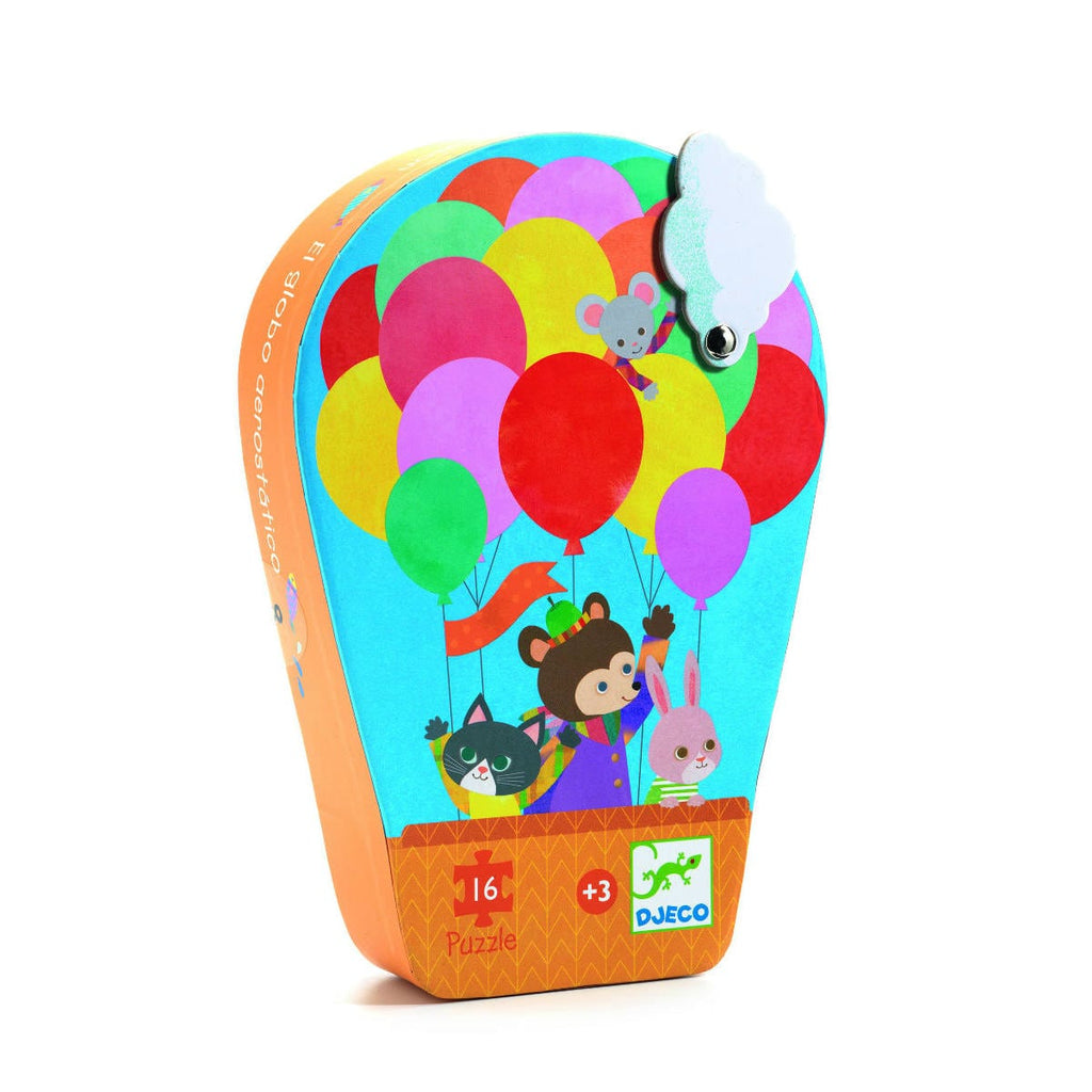 Djeco Hot Air Balloon Puzzle