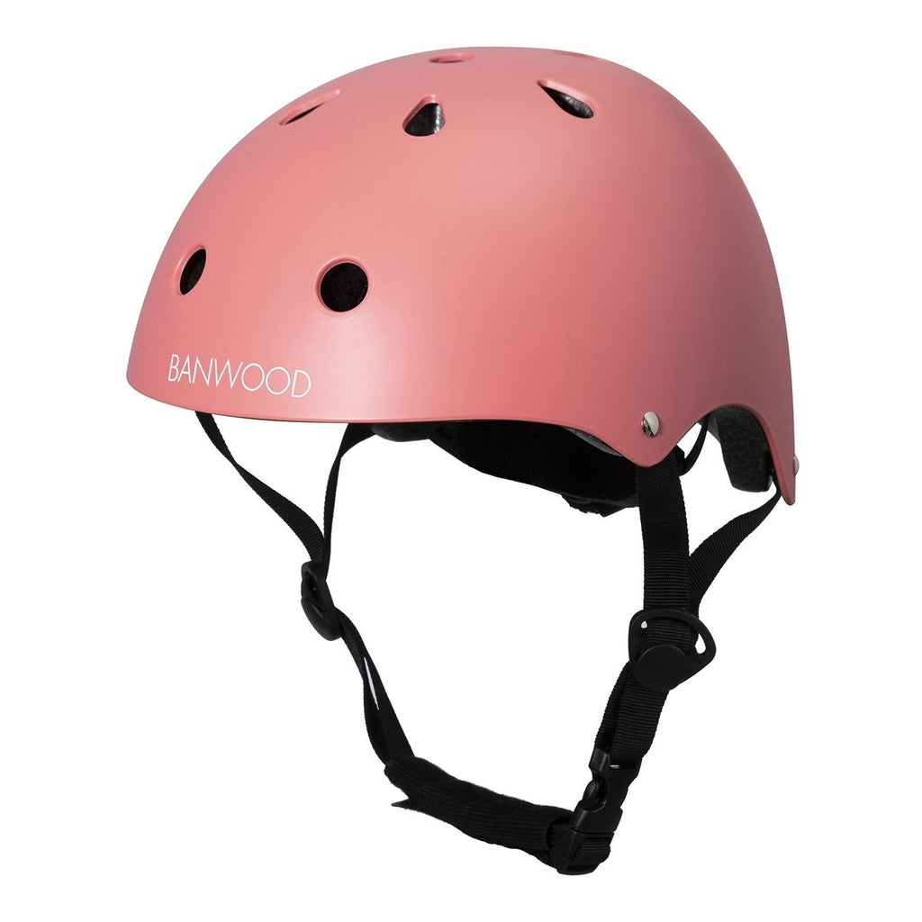 Banwood FIRST GO! Classic Helmet - Coral