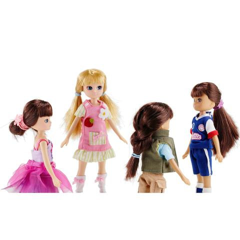 Doll Hair Care | Accessory Set | Toys & Gifts by Lottie