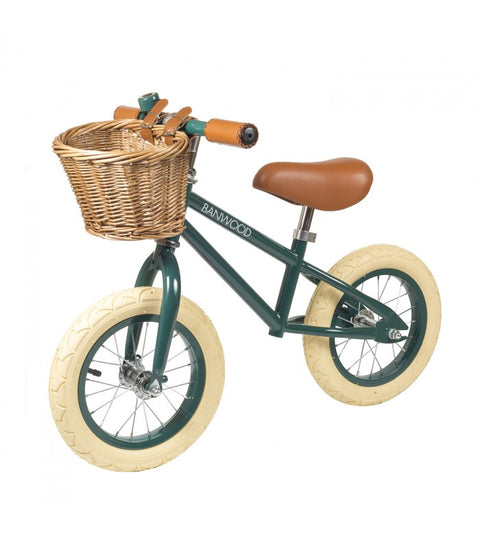 Banwood FIRST GO! Balance Bike - Green