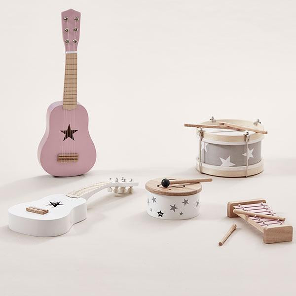 Kids Concept - Guitar White
