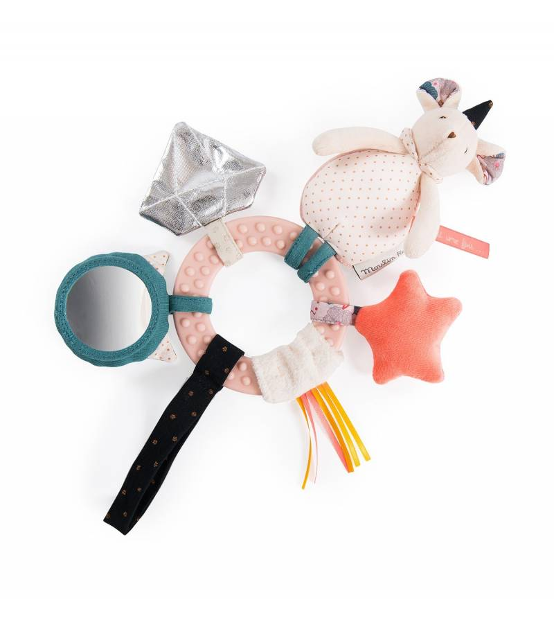 Mimi Mouse Activity Rattle