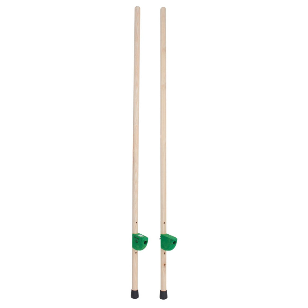 Pair of Green Stilts from Vilac