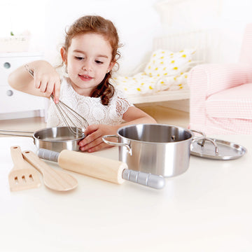 Hape Chefs Cooking Set