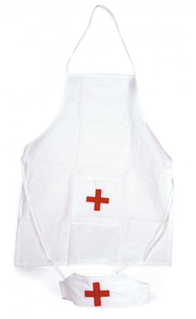 Nurses Apron & Hat
