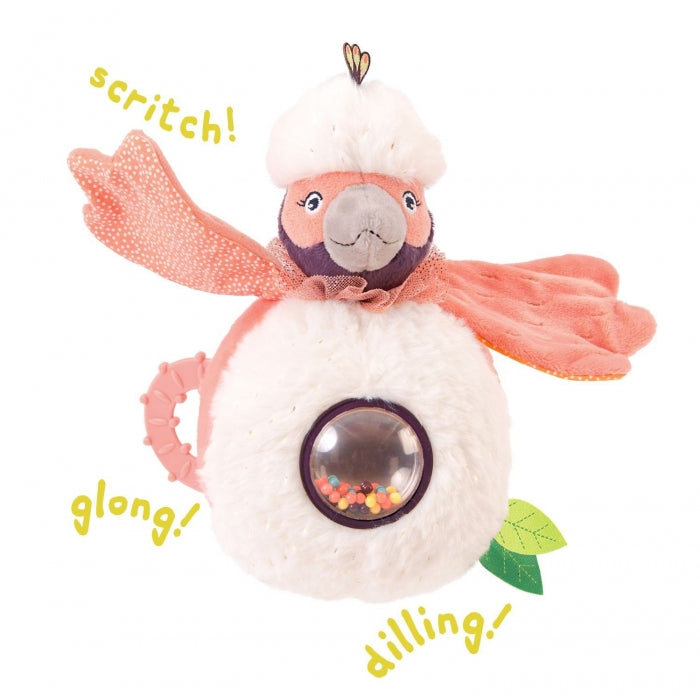 Moulin Roty Paloma Ball Rattle
