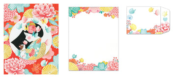 Djeco Lovely Paper :Misa Letter Writing Set
