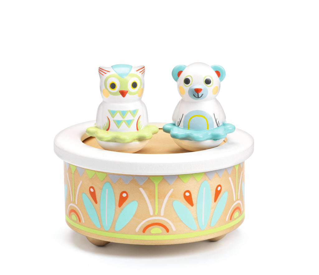 Djeco Baby Music Box