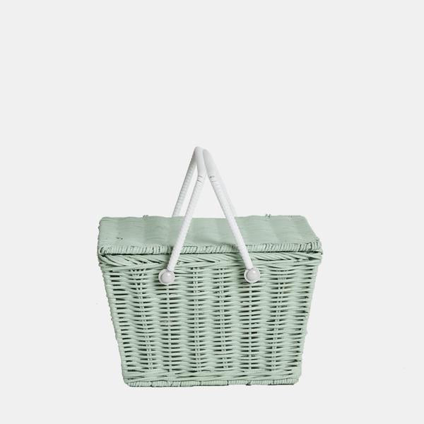 Piki Basket - Mint