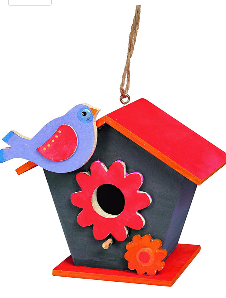 Egmont Birdhouse to Paint