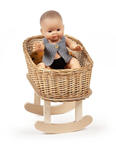 Dolls Rocking Cradle