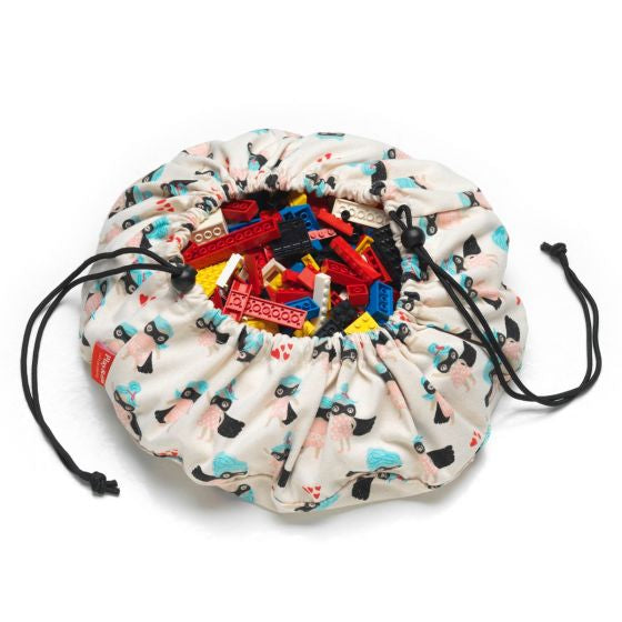 Play & Go  - Mini Bag Super Girl