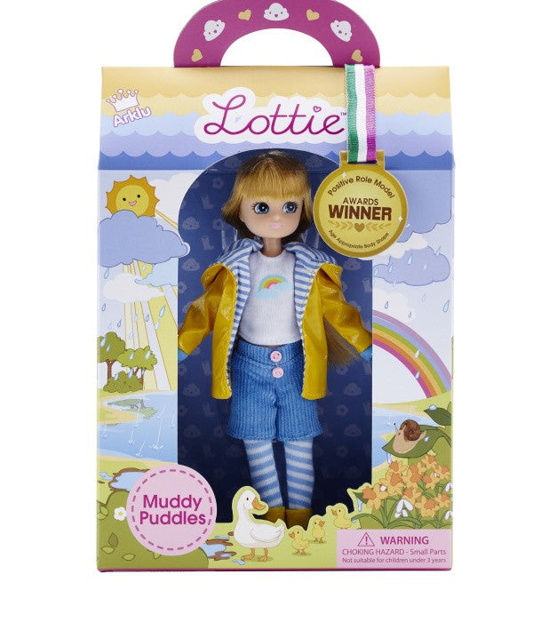 Lottie Dolls: Muddy Puddles