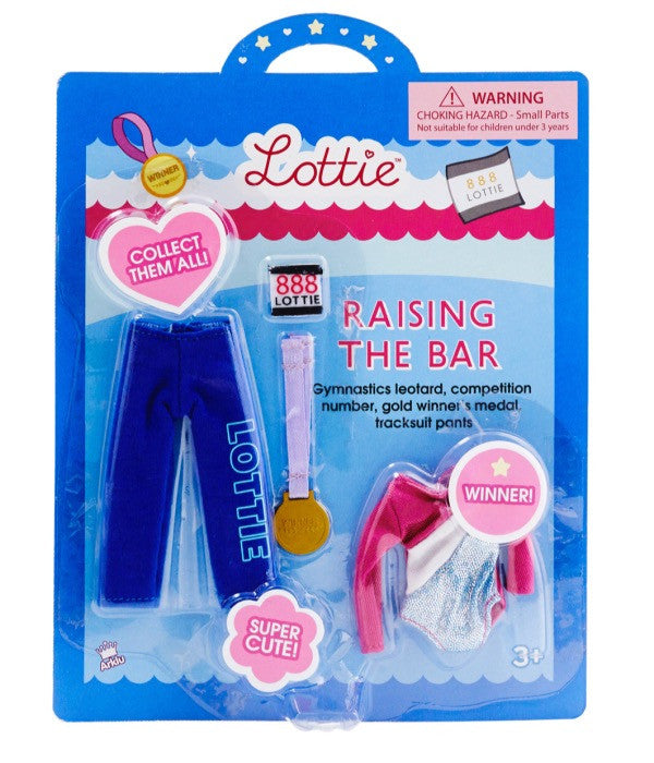 Lottie Dolls: Gymnastics Accessory Set