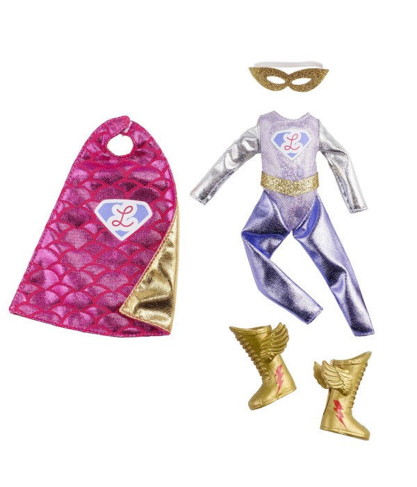 Lottie Dolls: Superhero Accessory Set