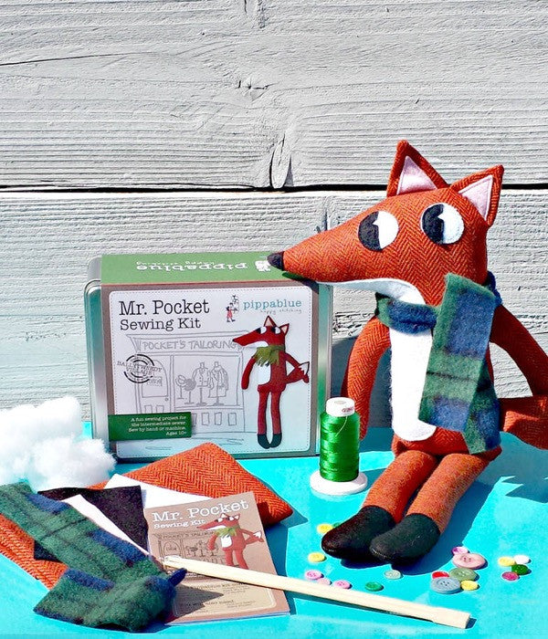 "Pippablue Sewing Kit ""Mr.Pocket"""