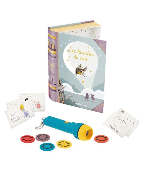 Once Upon a Time Storybook Torch Set
