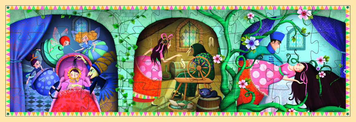Djeco Sleeping Beauty Puzzle