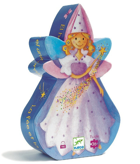 Djeco Fairy and the Unicorn Jigsaw Puzzle